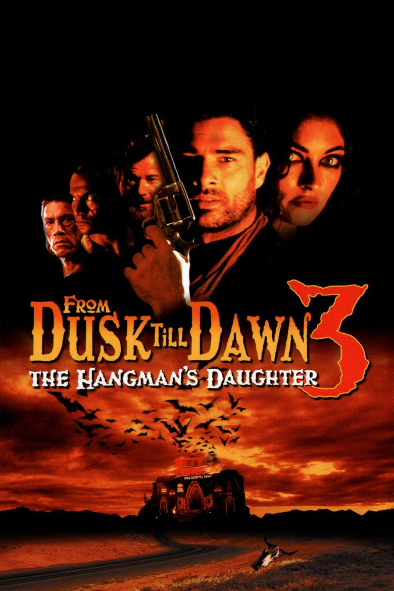 From Dusk Till Dawn 3: The Hangmans Daughter movie poster
