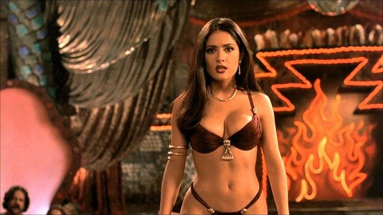 From Dusk till Dawn movie scenes