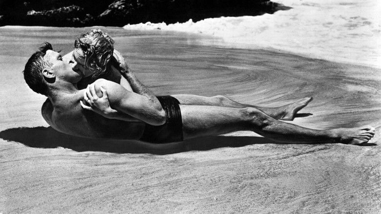From Here to Eternity movie scenes