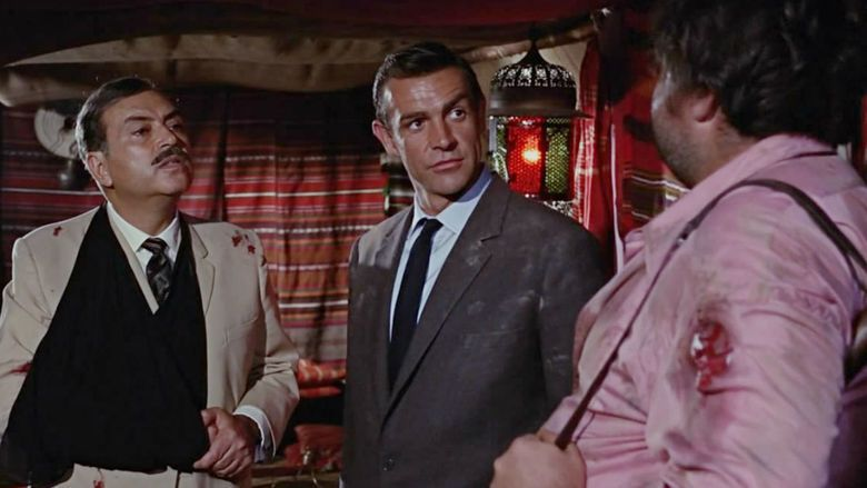 From Russia with Love (film) movie scenes
