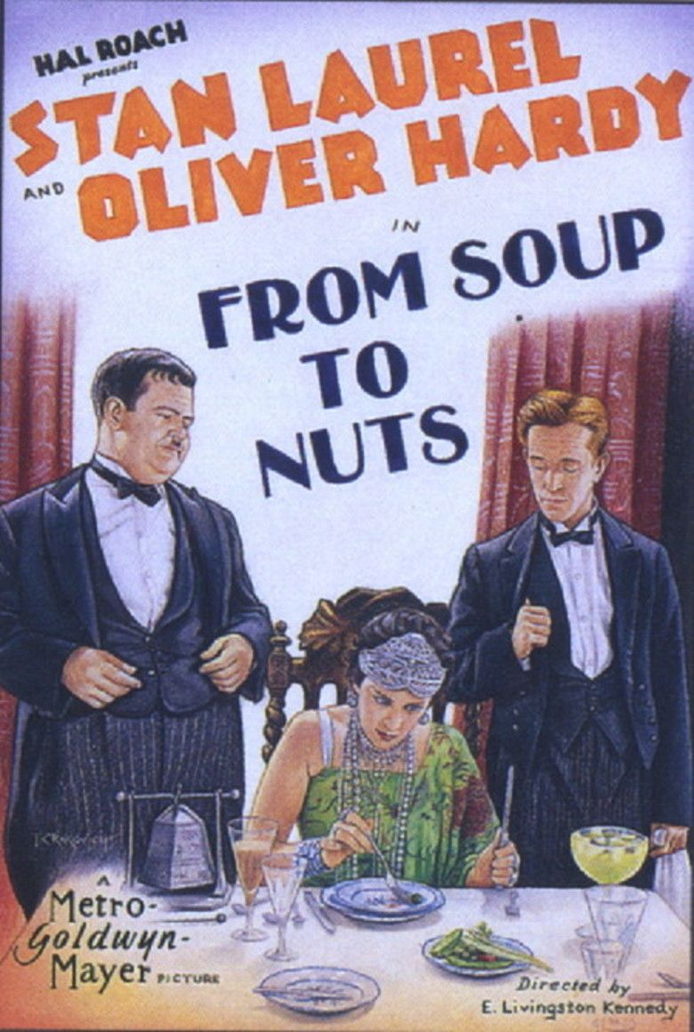 From Soup to Nuts movie poster