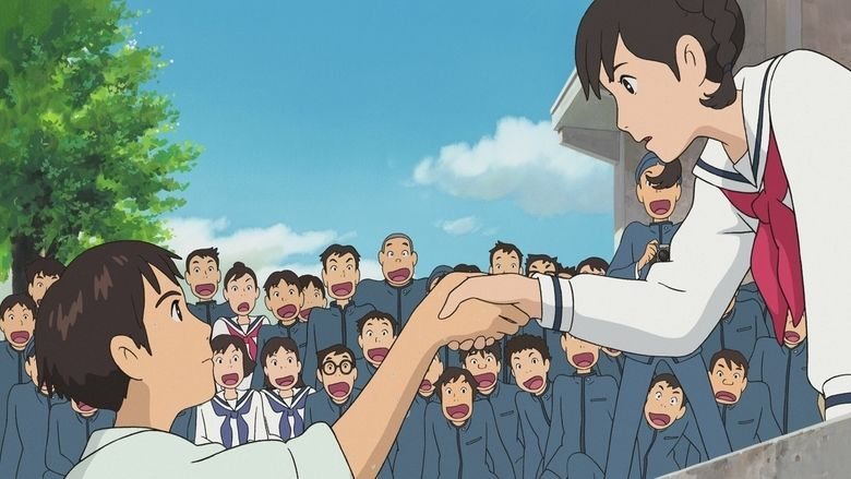 From Up on Poppy Hill movie scenes
