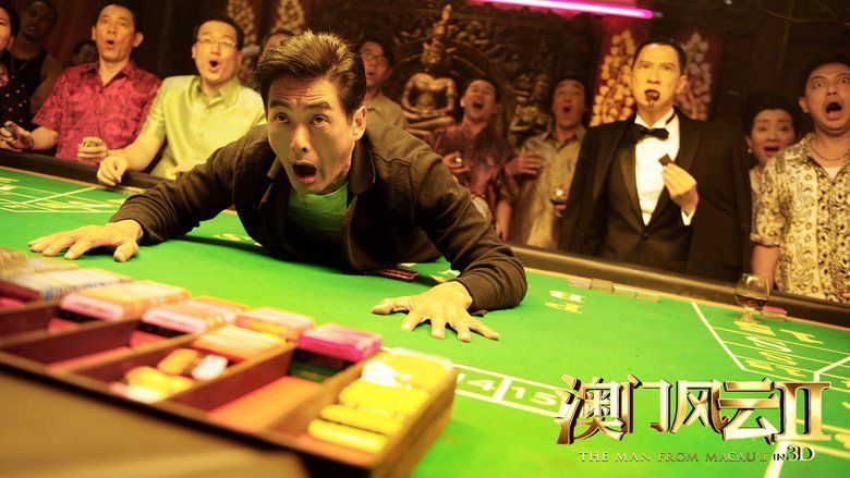 From Vegas to Macau II movie scenes