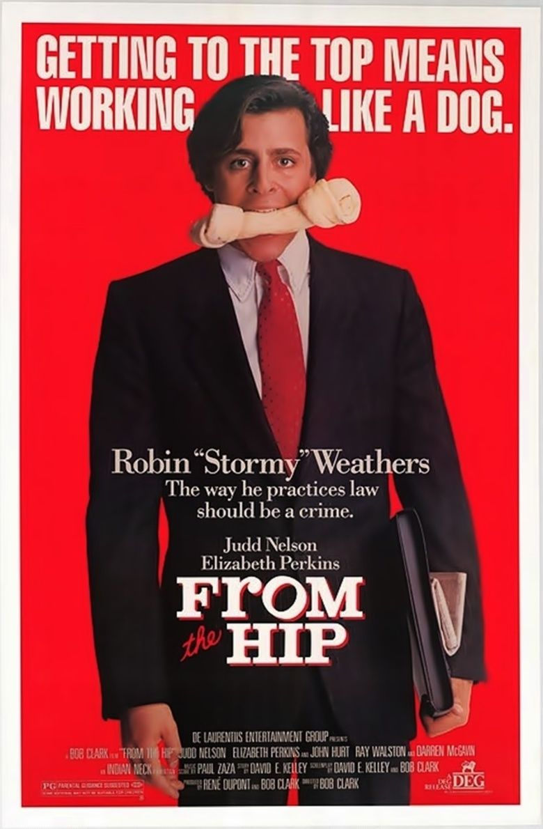 From the Hip (film) movie poster