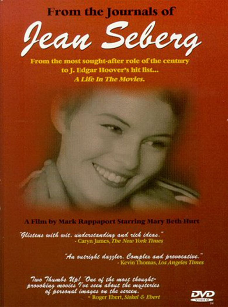 From the Journals of Jean Seberg movie poster