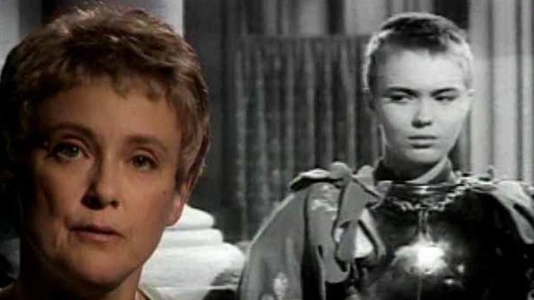 From the Journals of Jean Seberg movie scenes