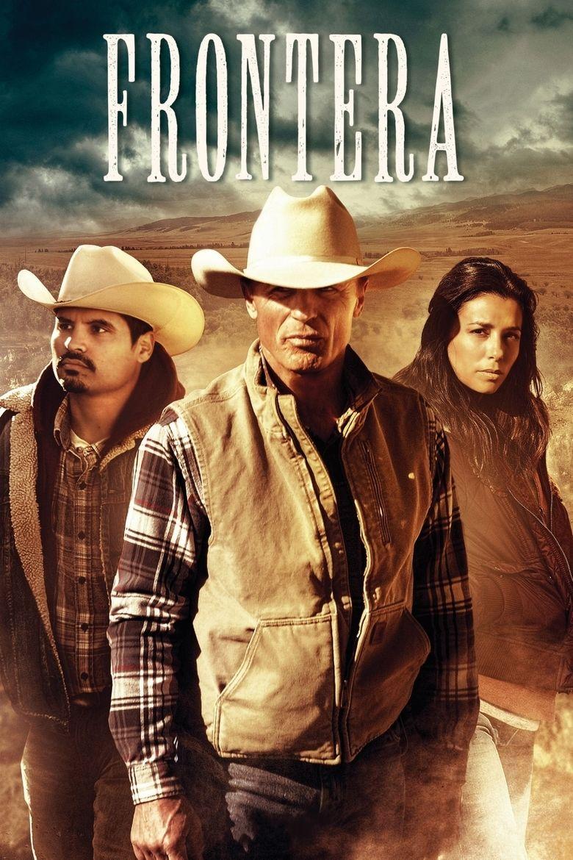 Frontera (2014 film) movie poster