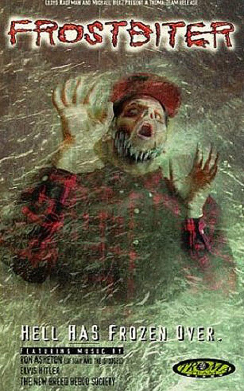 Frostbiter: Wrath of the Wendigo movie poster