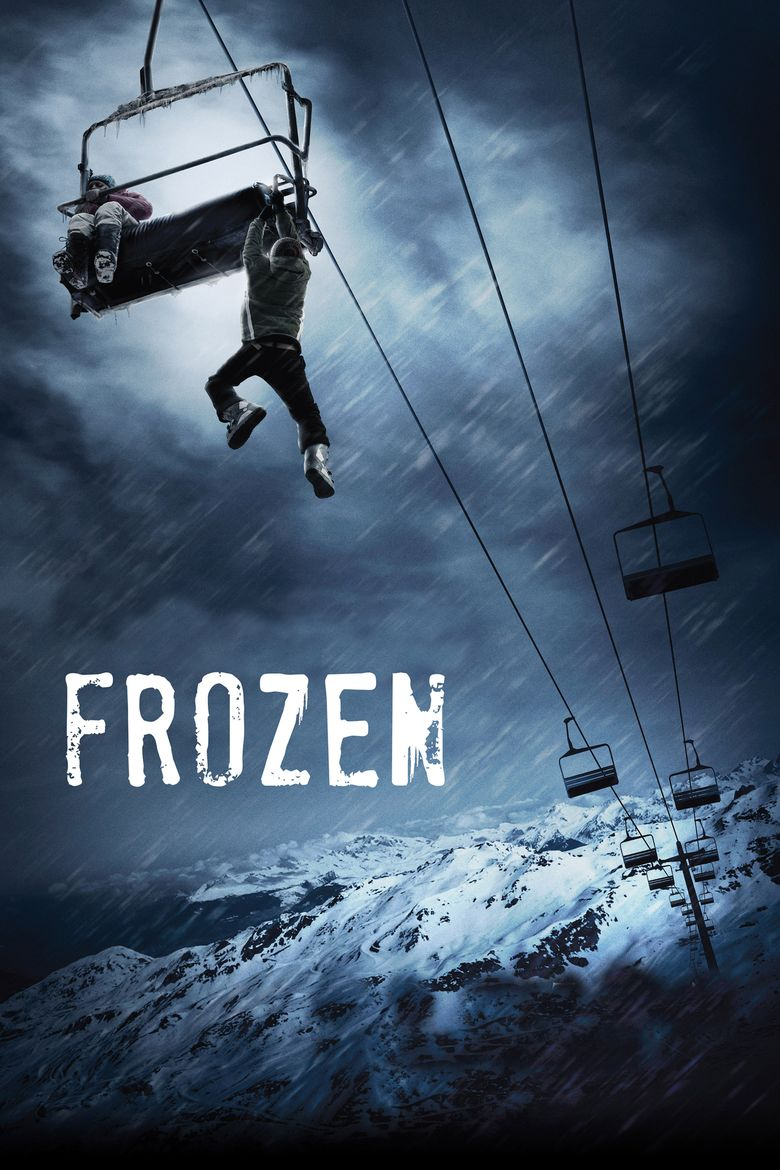 Frozen (2010 American film) movie poster