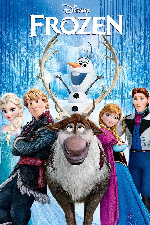 Frozen (2013 film) movie poster