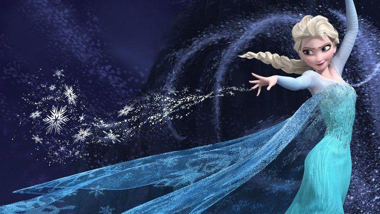 Frozen (2013 film) movie scenes