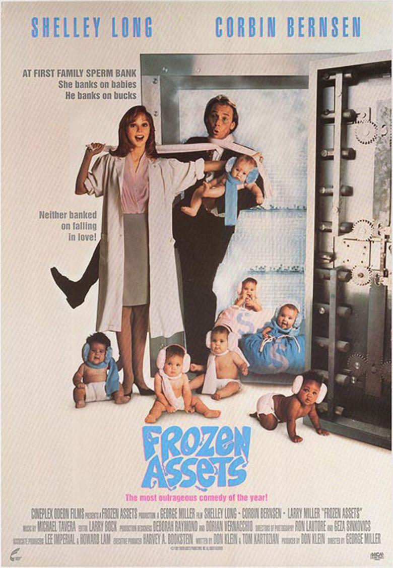Frozen Assets (film) movie poster