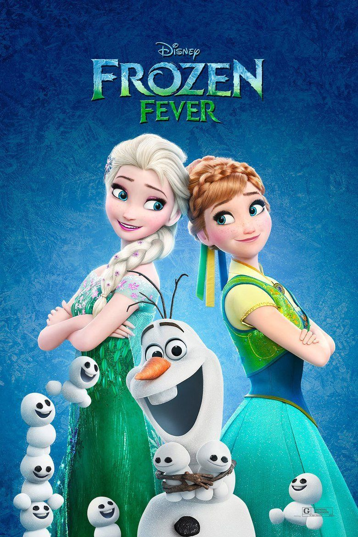 Frozen Fever movie poster