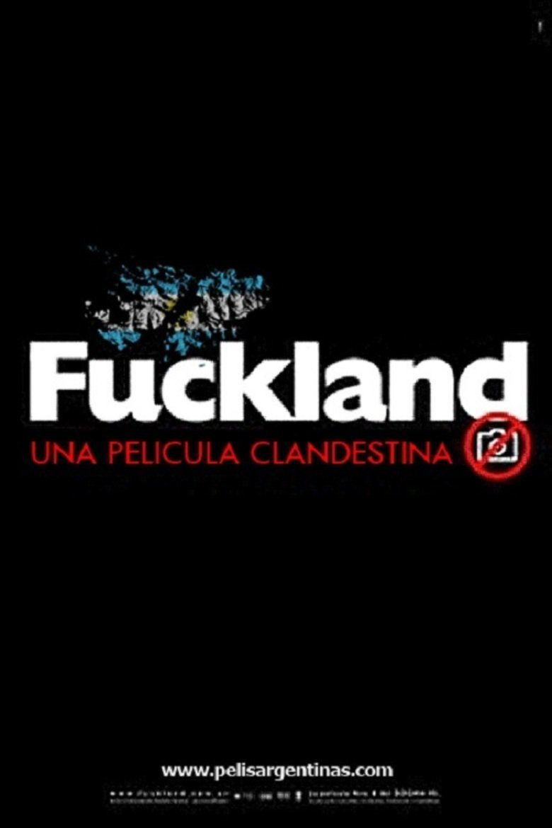 Fuckland movie poster