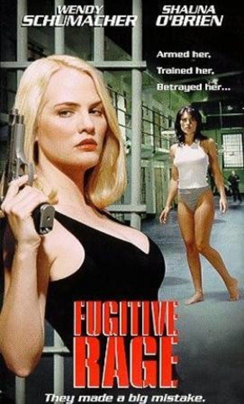 Fugitive Rage movie poster