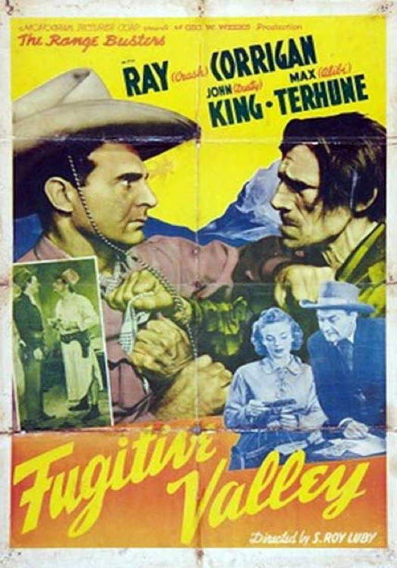 Fugitive Valley movie poster