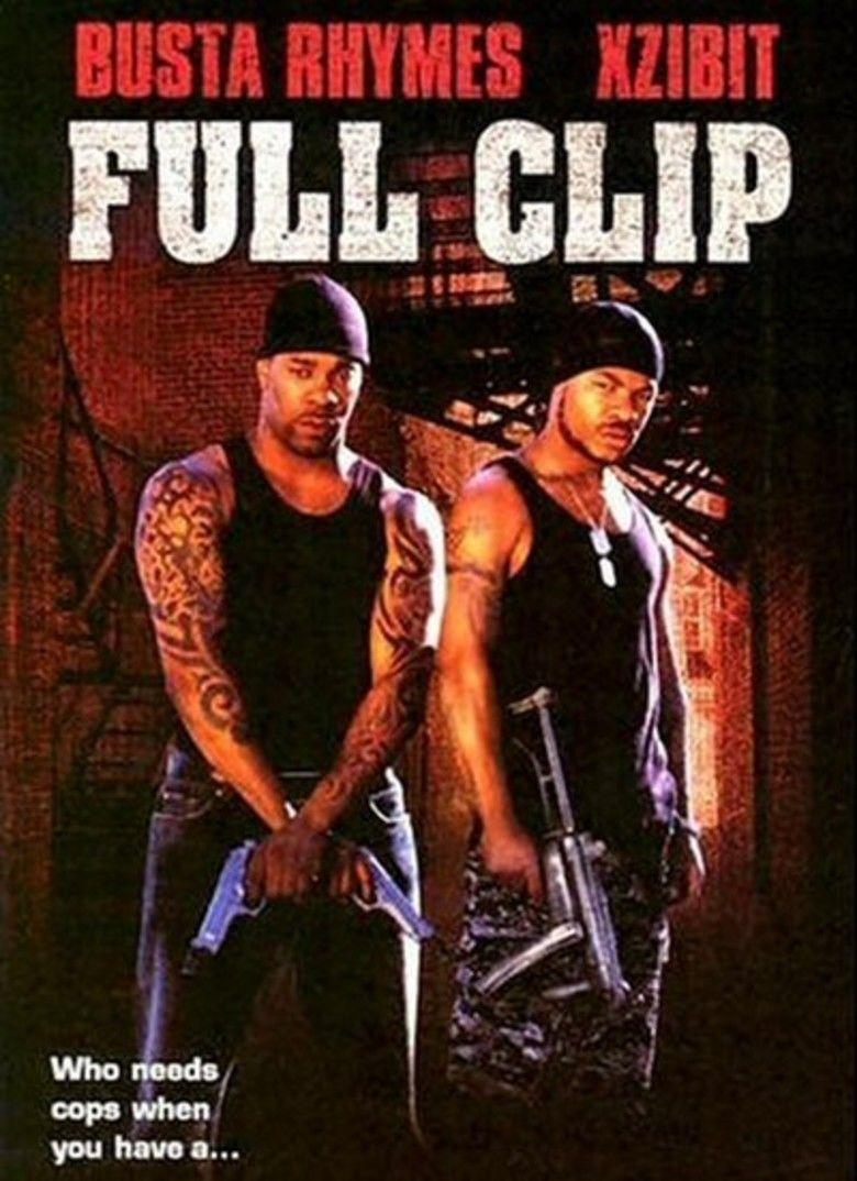 Full Clip movie poster