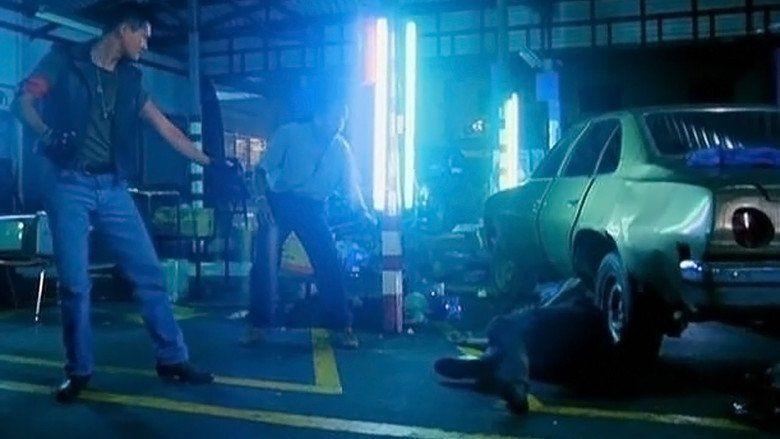 Full Contact movie scenes