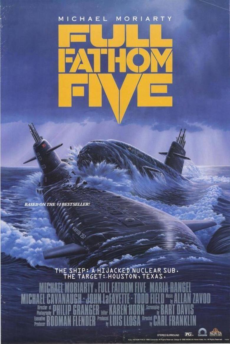 Full Fathom Five (film) movie poster