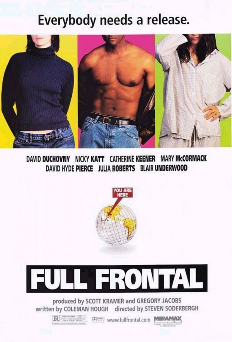 Full Frontal (film) movie poster