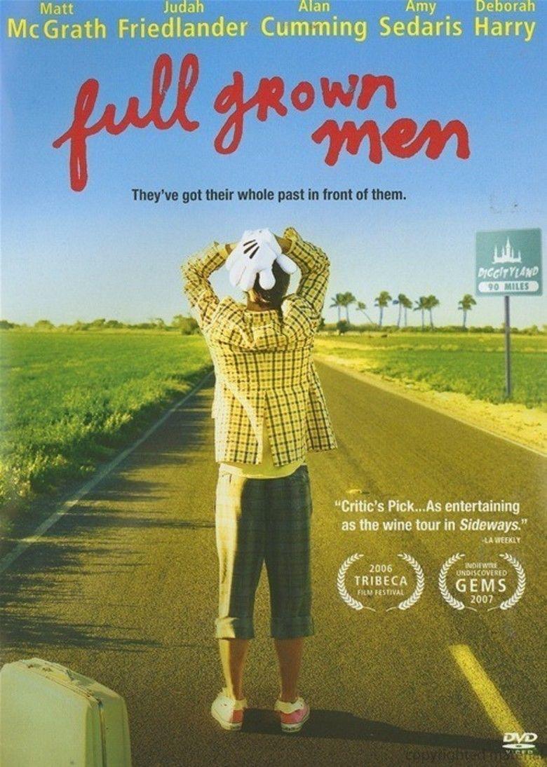 Full Grown Men movie poster