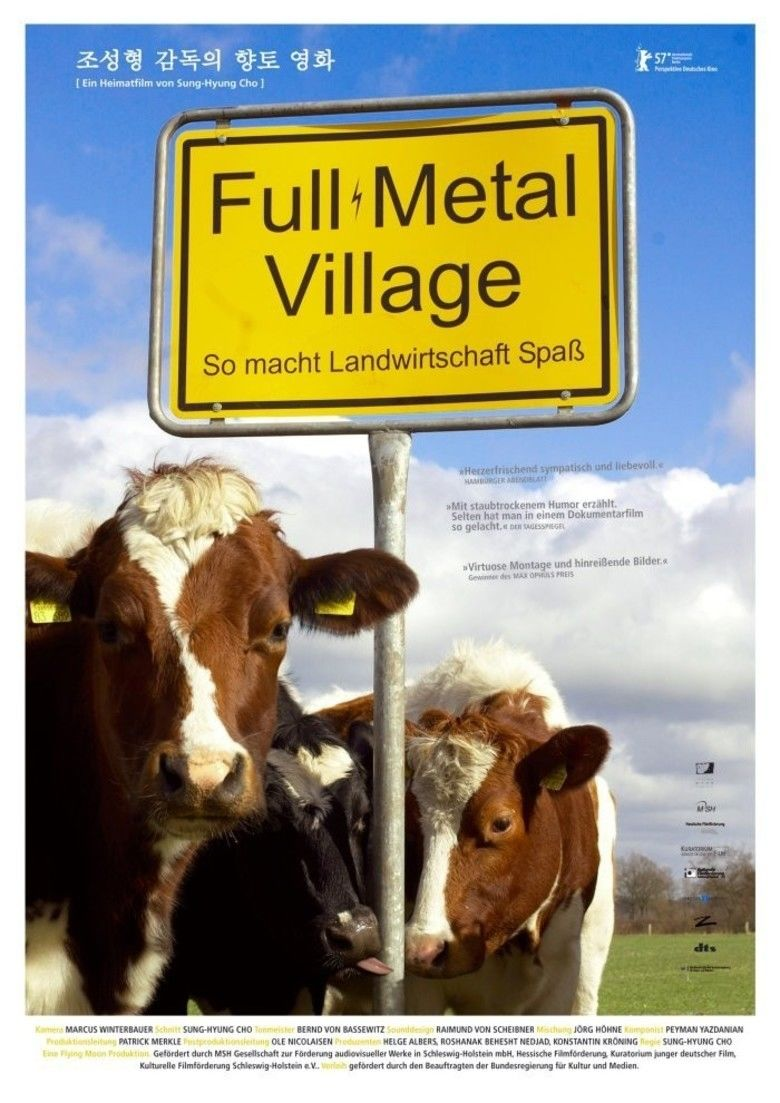 Full Metal Village movie poster