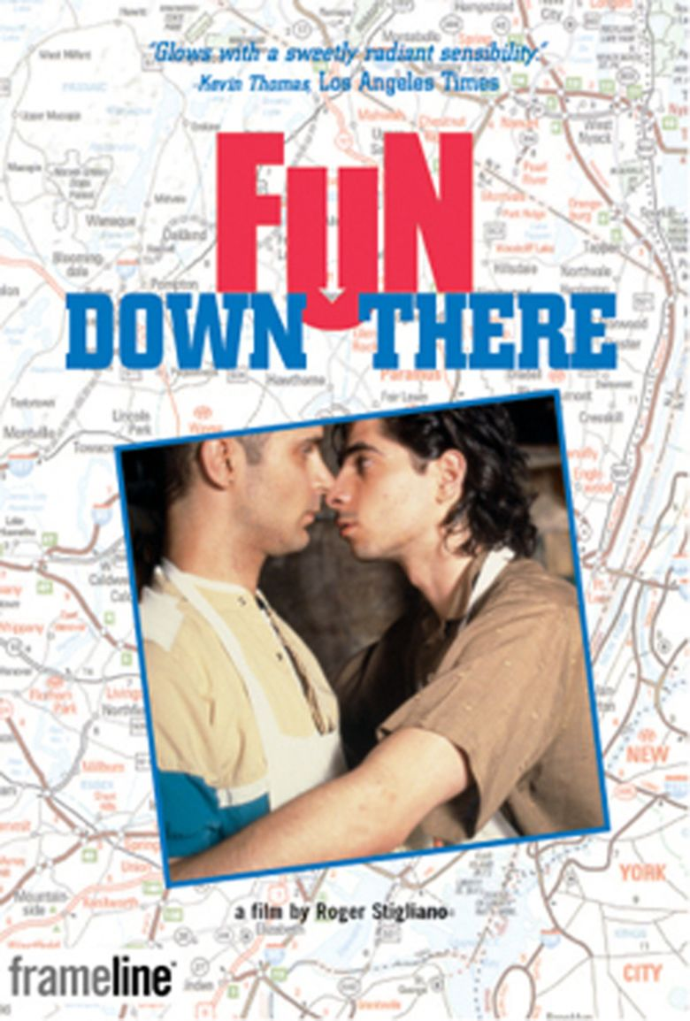 Fun Down There movie poster