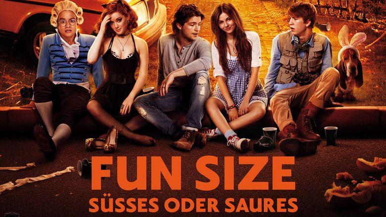 Fun Size movie scenes