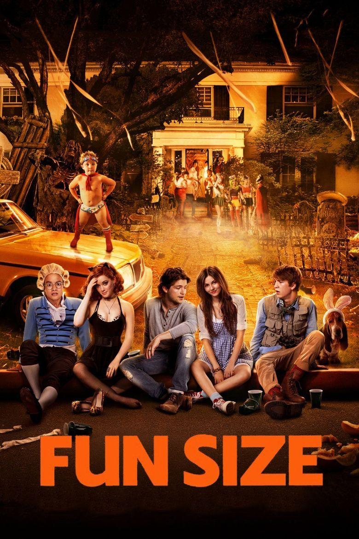 Fun Size movie poster