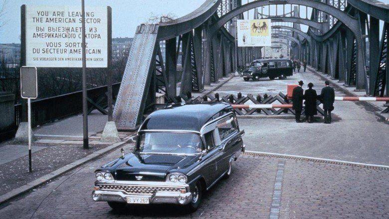Funeral in Berlin (film) movie scenes