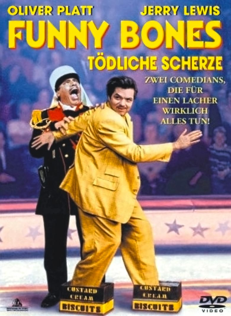 Funny Bones movie poster
