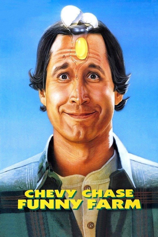 Funny Farm (film) movie poster