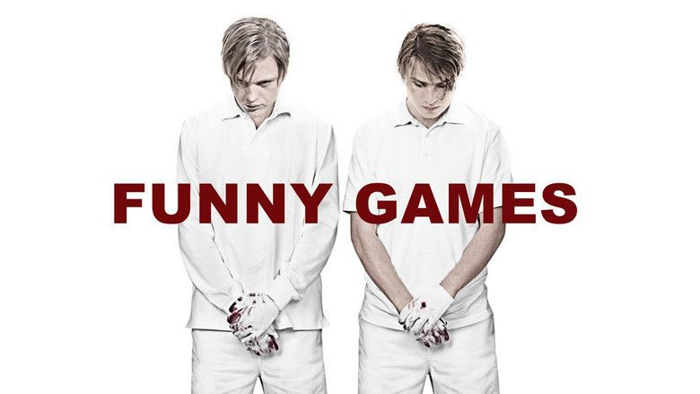 michael haneke funny games essay Austrian director michael haneke (caché, la pianiste) made the original funny games in 1997 as a response to what the director considered to be the deplorable and irresponsible treatment of violence in the american cinema and its impact on american moviegoers.