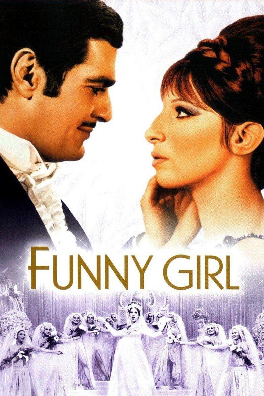 Funny Girl (film) movie poster