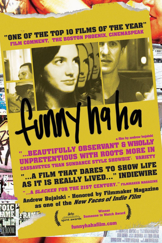 Funny Ha Ha movie poster