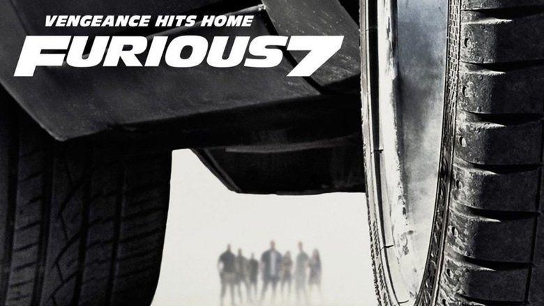 Furious 7 movie scenes