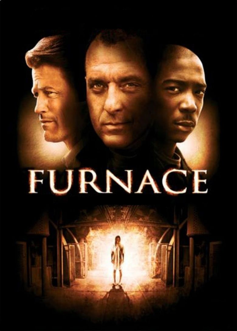 Furnace (film) movie poster