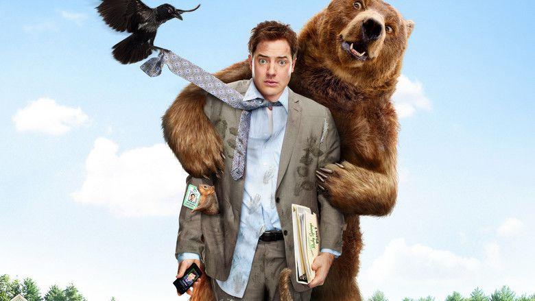 Furry Vengeance movie scenes