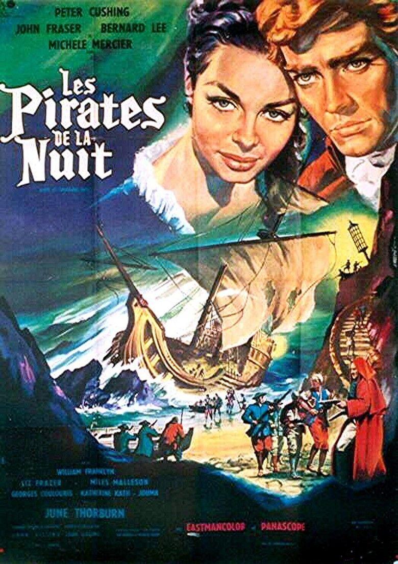 Fury at Smugglers Bay movie poster