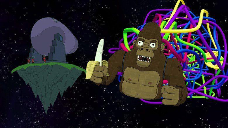Futurama: Into the Wild Green Yonder movie scenes