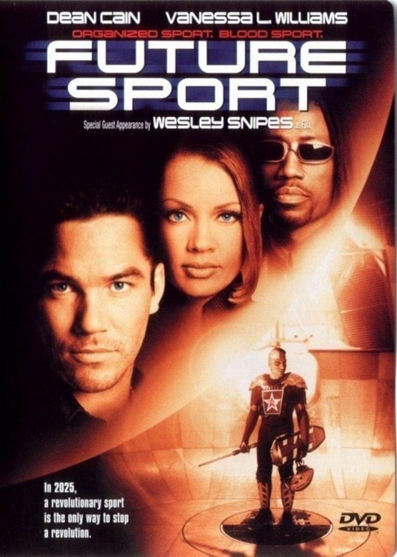 Futuresport movie poster