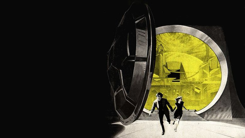 Futureworld movie scenes