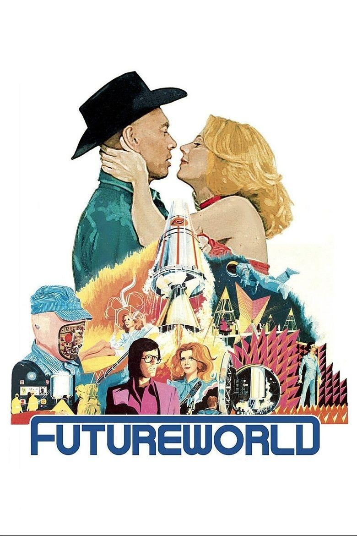 Futureworld movie poster