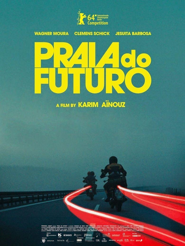 Futuro Beach movie poster