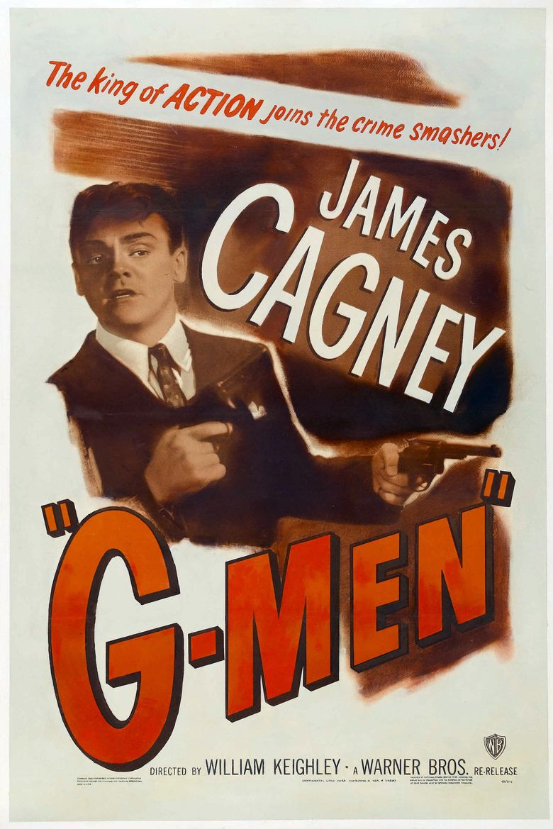 G Men movie poster