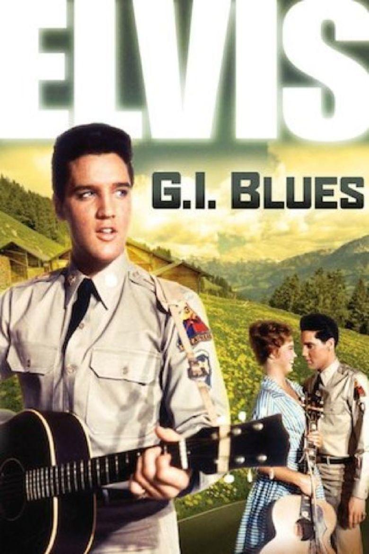 GI Blues movie poster