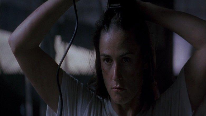 GI Jane movie scenes