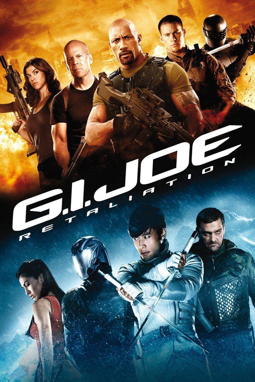 GI Joe: Retaliation movie poster