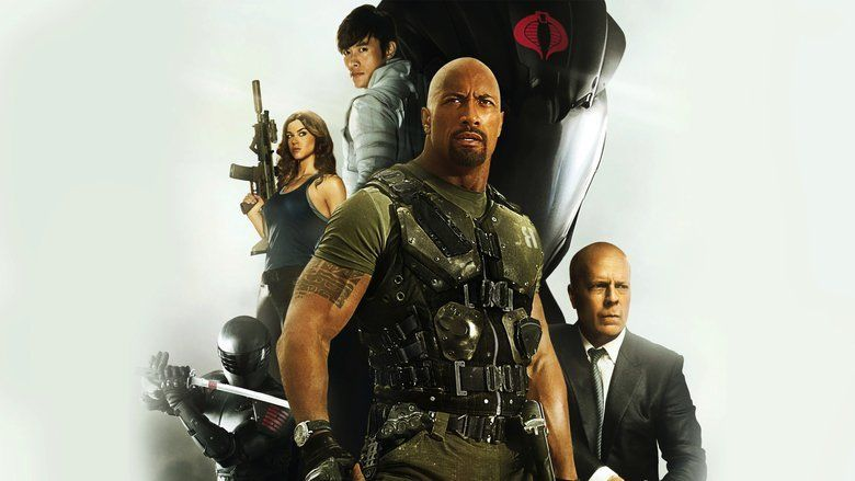 GI Joe: Retaliation movie scenes