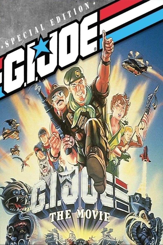 GI Joe: The Movie movie poster